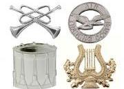 Metal Pins & Arm Badges
