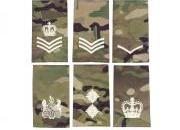 Army Rank Slides