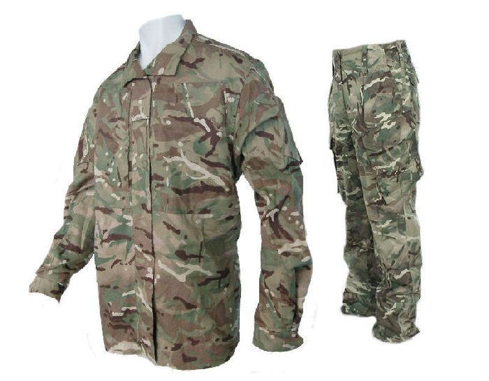 British Army MTP Surplus