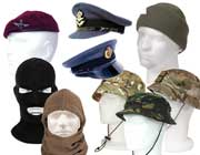 Cadet & Military Hats