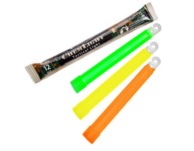 Military Glow Sticks & Light Sticks