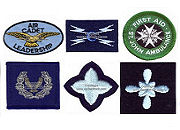 Air Cadets Badges