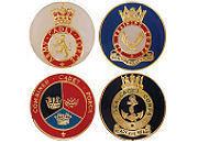 Trophy/Award Centres & Badges