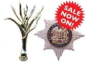 Cap Badges & Ceremonial