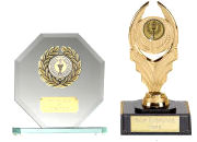 Blank Trophies & Awards