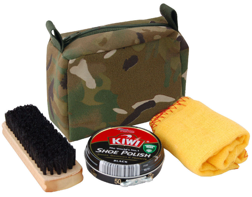 Shoe Polish, Bulling Polish & Cadet Socks