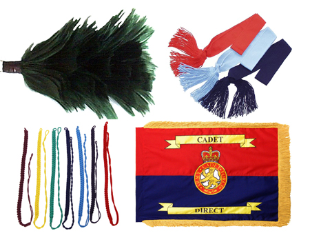 Ceremonial Flags & Banners