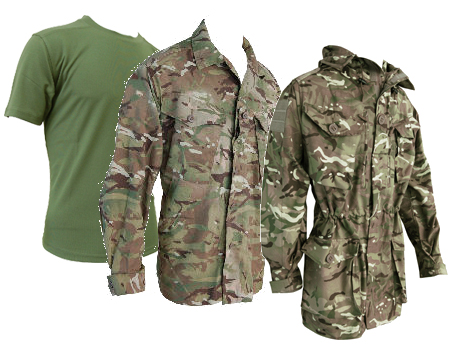 Army Combat Clothing