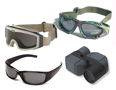 Military Sunglasses & Night Vision