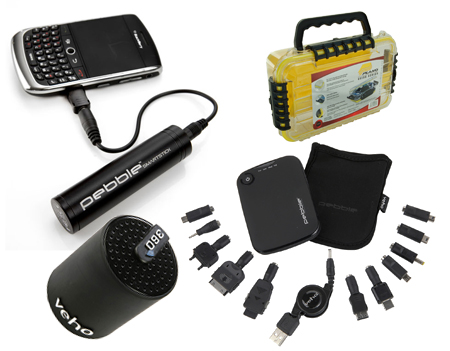 Mobile Power & Cases
