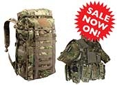Packs & Webbing Sale