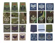Rank Patches & Rank Slides