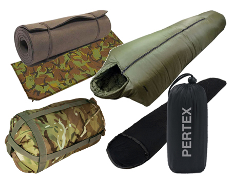 Sleeping Bags & Accessories