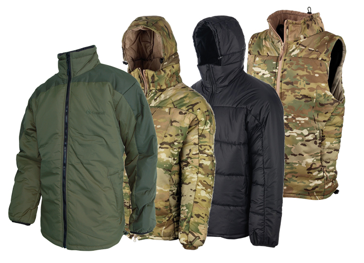 Snugpak Jackets