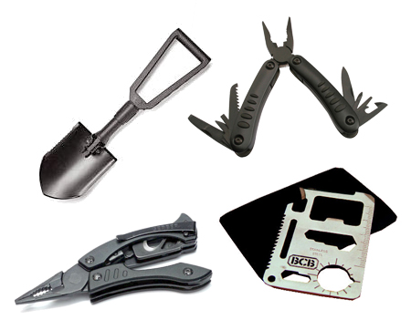 Multi Tools & Survival Tools