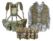 British Army Webbing & Military MOLLE Webbing