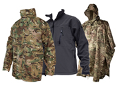 Army Waterproofs & Windproofs