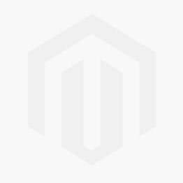 3D Skull PVC Patch with Velcro Backing, Black