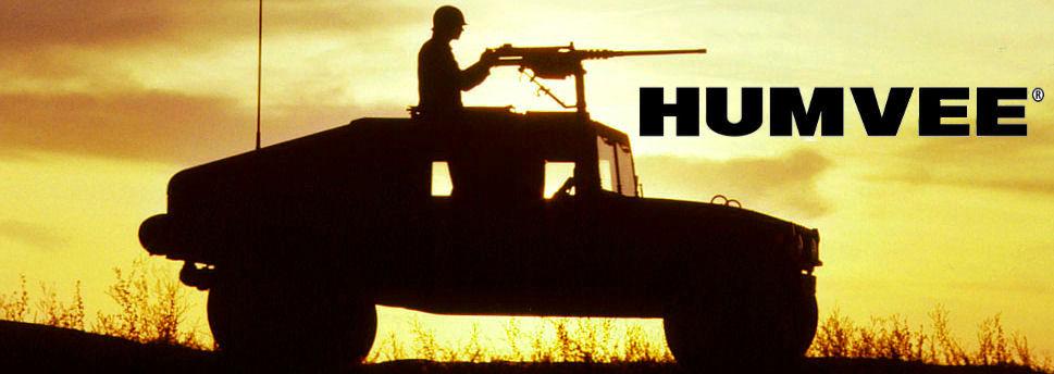 Humvee Banner