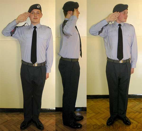 Air Cadet Salute