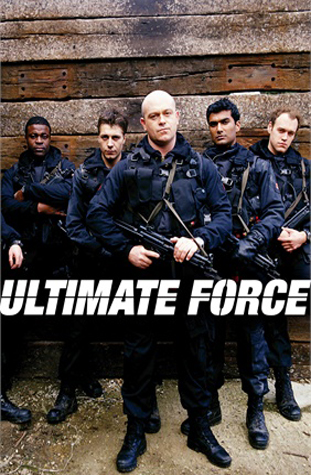 ITV-Ultimate Force TV Series