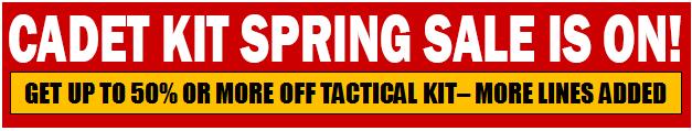 Cadet Kit Sping Sale | Cadet Direct