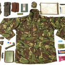 Combat Jacket Contents CS95 - 2006