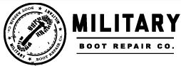 military boot repair co
