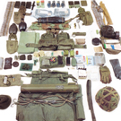Complete Equipment Fighting Order